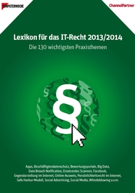 Computerwoche Lexikon IT-Recht 2013/2014