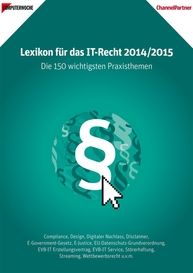 Computerwoche Lexikon IT-Recht 2014/2015