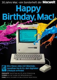 Happy Birthday, Mac!